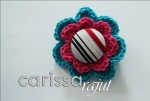 button brooch IDR 12000