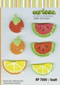 fruits slice
