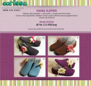 kania slipper